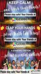 Georgetown Globe Productions Encouragement Ads During COVID
