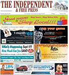 Independent & Free Press (Georgetown, ON), 28 Aug 2014