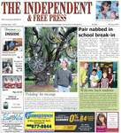Independent & Free Press (Georgetown, ON), 4 Sep 2014