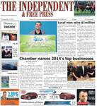 Independent & Free Press (Georgetown, ON), 25 Sep 2014