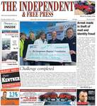 Independent & Free Press (Georgetown, ON), 9 Oct 2014
