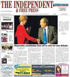 Independent & Free Press (Georgetown, ON), 16 Oct 2014