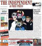 Independent & Free Press (Georgetown, ON), 23 Oct 2014