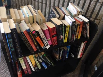 Hillsview Active Living Centre Lending Library
