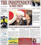 Independent & Free Press (Georgetown, ON), 11 Dec 2014