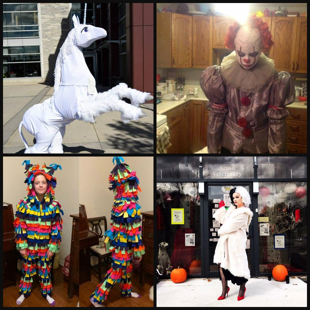 Acton BIA Halloween Costume Contest