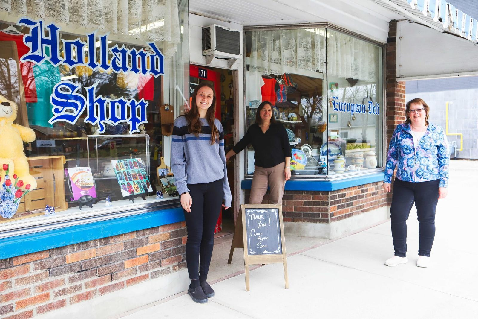 Holland Shop is Business of the Week
