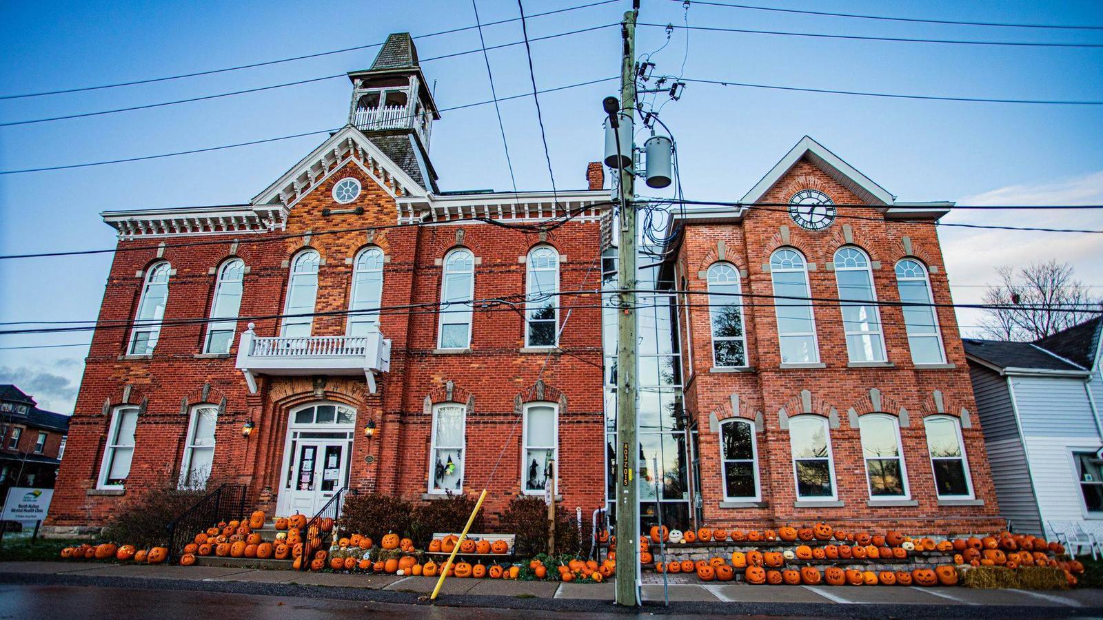 Pumpkin Promenade at Acton Town Hall