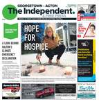 Independent & Free Press (Georgetown, ON), 17 Oct 2019