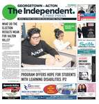 Independent & Free Press (Georgetown, ON), 24 Oct 2019