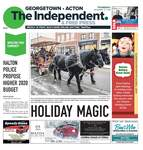 Independent & Free Press (Georgetown, ON), 12 Dec 2019