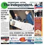Independent & Free Press (Georgetown, ON), 19 Dec 2019