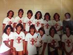 Sacre Coeur Girls Volleyball team 1983-84
