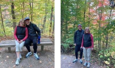 Des promenades dans les bois