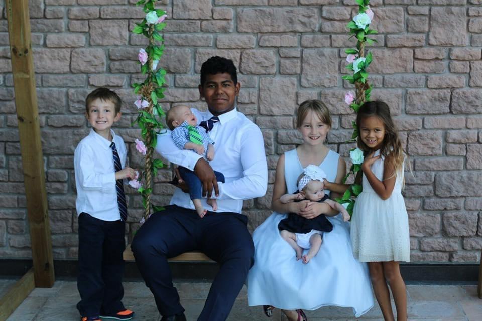 Some of my beautiful grandchildren