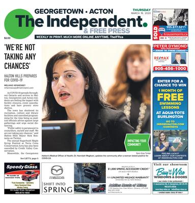 Independent & Free Press (Georgetown, ON)