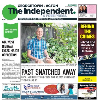 Independent & Free Press (Georgetown, ON), 3 Sep 2020