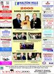 2005 BUSINESS ACHIEVEMENT AWARDS