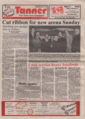 New Tanner (Acton, ON), 29 Jan 1998