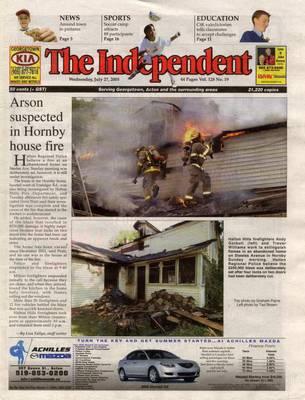 Independent & Free Press (Georgetown, ON), 27 Jul 2005