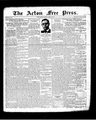 Acton Free Press (Acton, ON), 14 Mar 1935