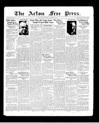 Acton Free Press (Acton, ON), 25 Feb 1937