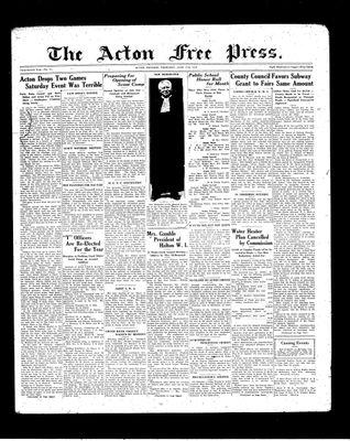 Acton Free Press (Acton, ON), 17 Jun 1937