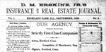 D.M. Erskine, Jr.'s Insurance and Real Estate Journal