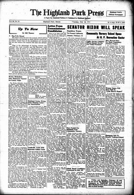 Highland Park Press, 15 Feb 1951