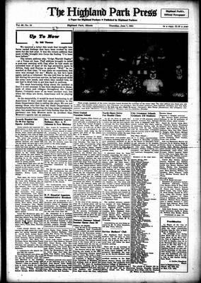 Highland Park Press, 7 Jun 1951