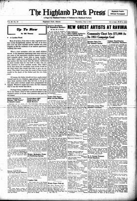 Highland Park Press, 5 Jul 1951