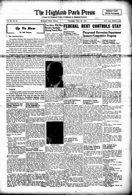 Highland Park Press, 19 Jul 1951