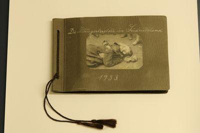 Die Hungertragödie in Südrussland 1933: album view