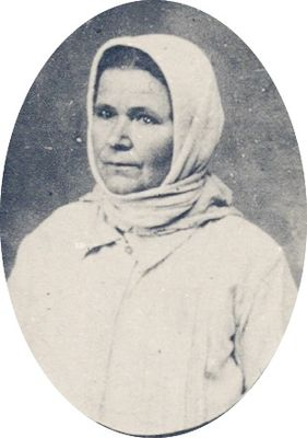 Portrait of Vasilina Bokan