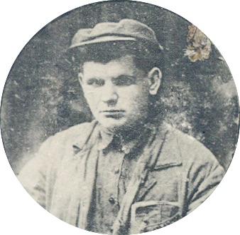 Portrait of Nikolai (Jr.) Bokan