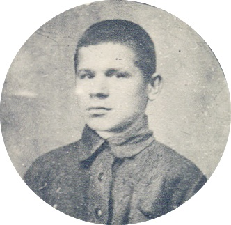 Portrait of Lev-Leonid Bokan