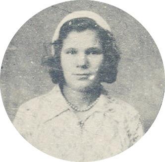 Portrait of Anna Bokan