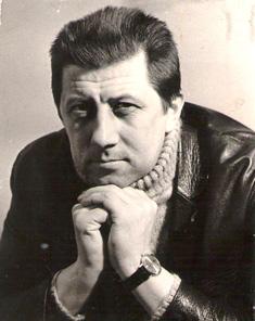 Portrait of Volodymyr Maniak