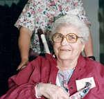 Janet Reed, 100th Anniversary Iron Bridge United Church, May 1992