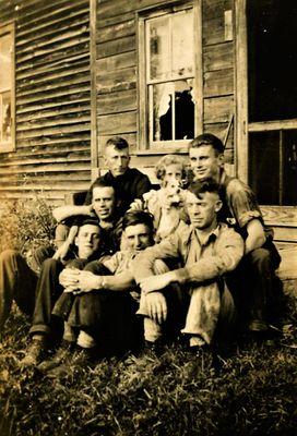 Tapp Family Photo