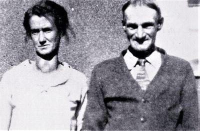 Alice and Joseph LePage 1919
