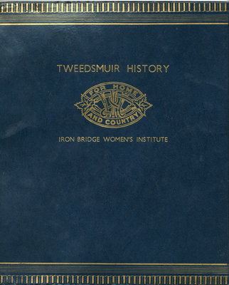 Tweedsmuir History, Iron Bridge Women's Institute