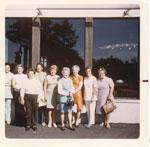 Iron Bridge Women's Institute Special Events, Sault Ste Marie Trip, 1970