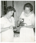 Women's Institute 50th Anniversary Celebration, Iron Bridge, 1964