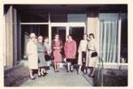 Women's Institute Tour Of Elliot Lake Hospital, 1960