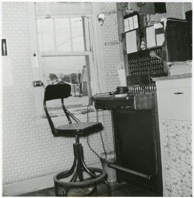 The Iron Bridge Phone Company Switchboard, 1930