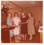 Bell Telephone  Operators, Iron Bridge, 1963