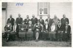 United Church Anniversary, Iron Bridge, 1939