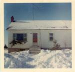 Home of Mr. and Mrs. Michael Cosgrove, Iron Bridge, Circa 1975