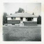 Home of Mr. and Mrs. Percy Gardiner, Iron Bridge, Circa 1965